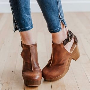 Free People Amber Orchard Shoe